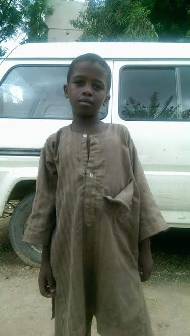 a boy sent away from home in kano