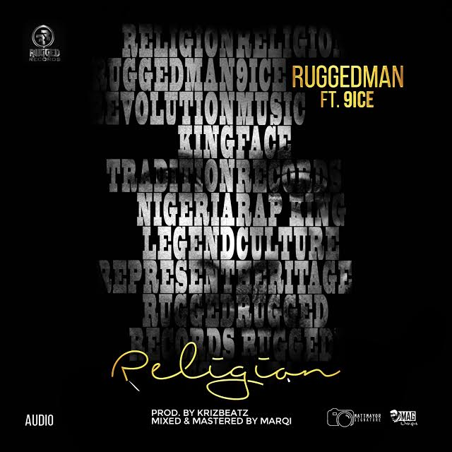 9ice and rugged man back again