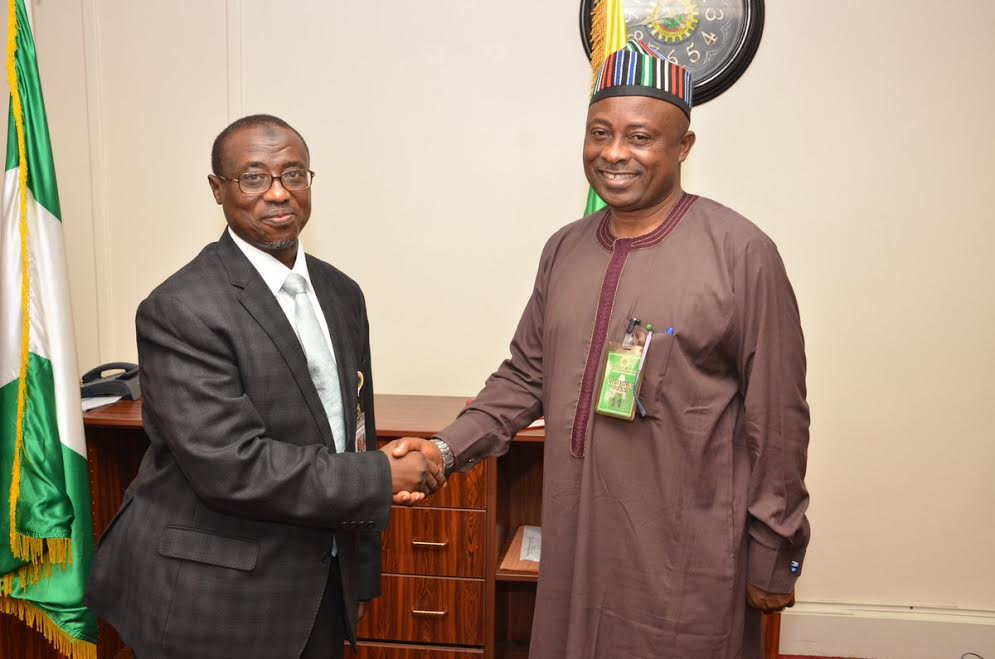 govt of benue state in search of oil