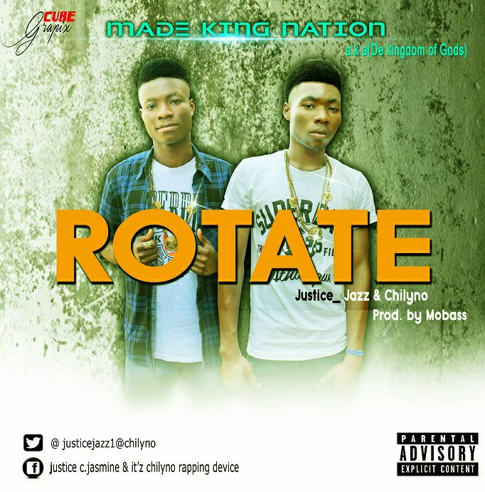 JUSTICE JAZZ & CHILYNO – ROTATE