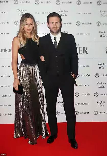 Manchester United Players Stepped Out In Style For Charity Gala