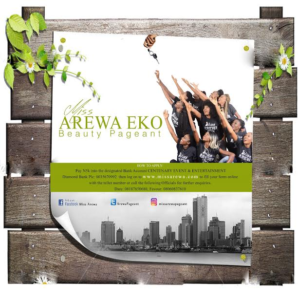 Register Miss Arewa Beauty Pageant 2016