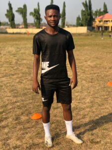 OLANIYI KEHINDE VICTOR (Martins) I Need Trial To Nigeria / Abroad Grass Roots Teams