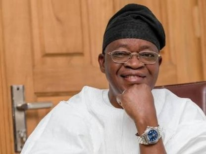[Osun State ] Governor Of Osun State Suspends College Bursar Over Tax Increased On Students