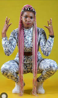 BIOGRAPHY: MEET NICKEY BROWN ( Female Rapper From South South Nigeria)