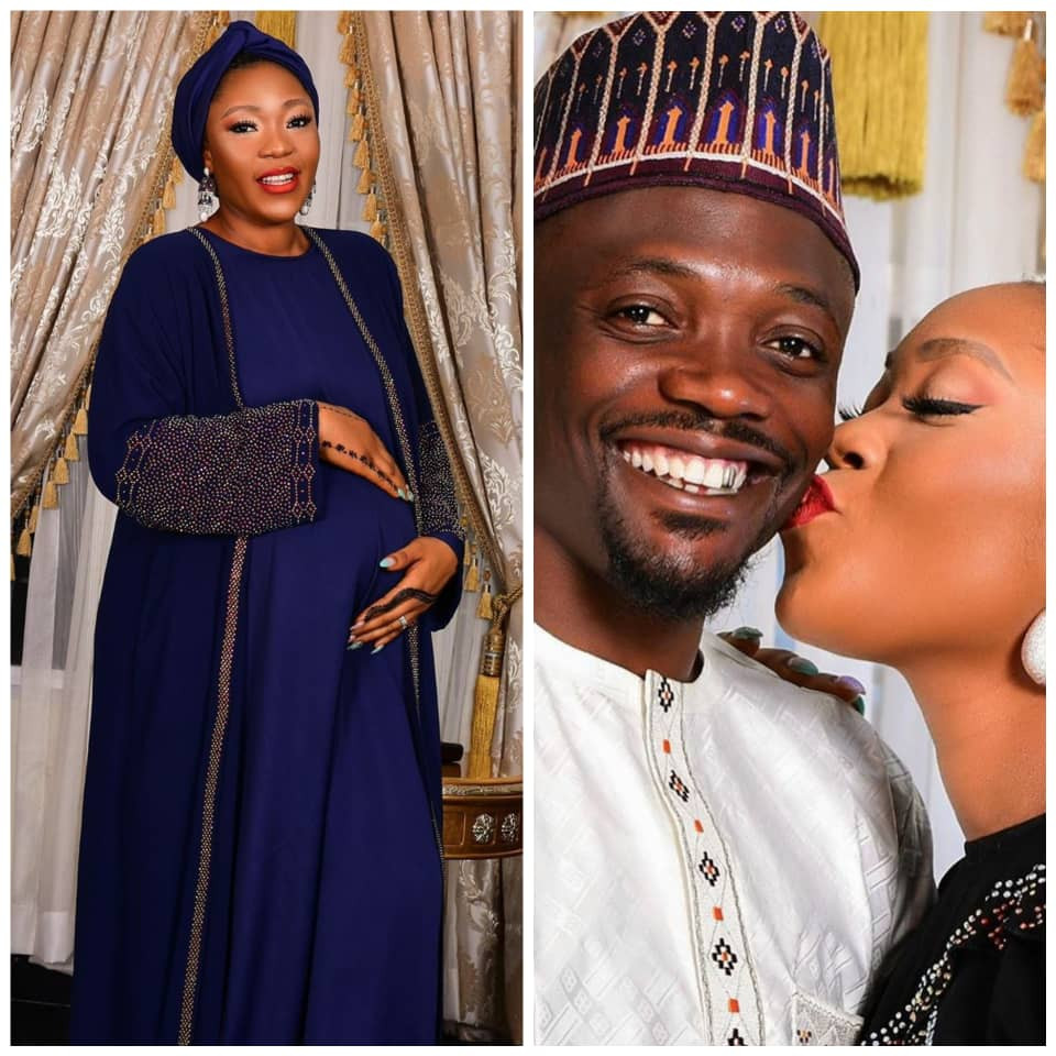Footballer, Ahmed Musa and his wife, Julie, welcome a baby boy