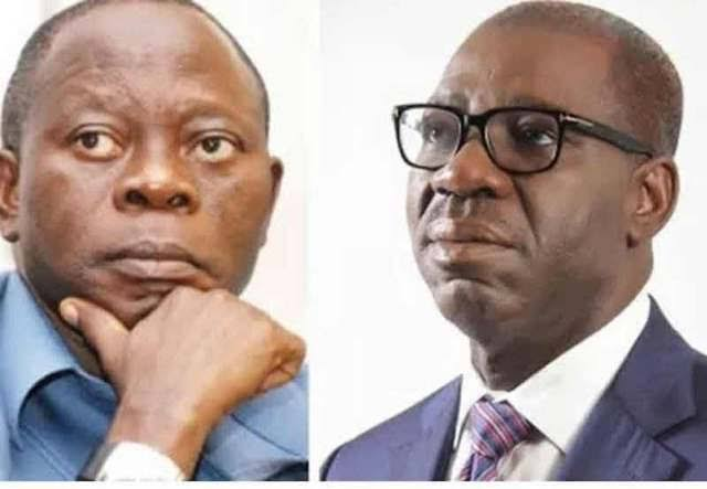 BREAKING: 'I was moved to tears' – Oshiomhole breaks silence on Gov Obaseki's victory