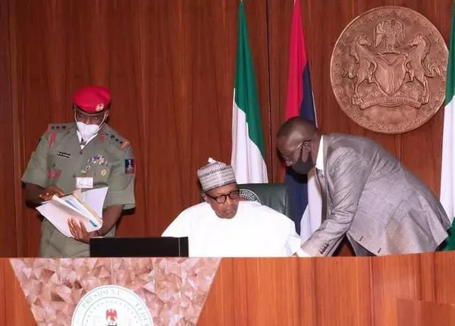 Buhari To Address The Nation By 7pm