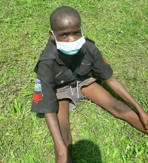 Police Arrest 11-year-old Boy Who Reportedly Participated In Attack On Edo Police Station And Declared Himself IGP