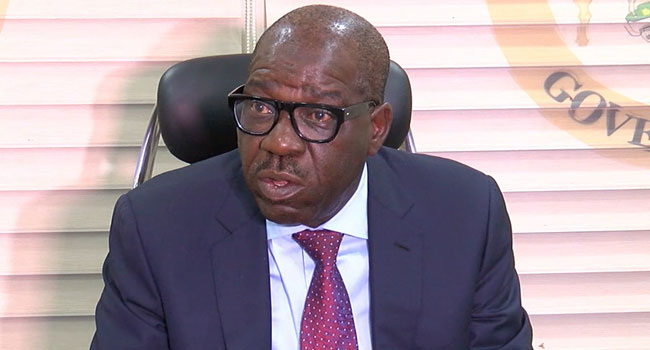 Obaseki gives prison escapees Friday ultimatum to return