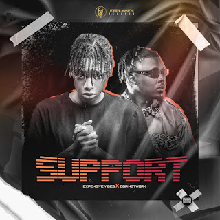 EXPENSIVE VIBES Ft Oga network – Support