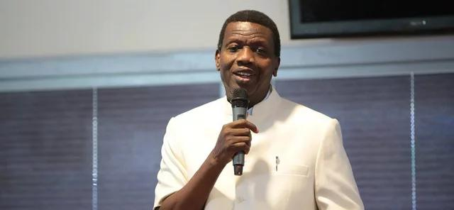 Pastor Adeboye shares testimony of how God helped him and his poor uncle to feed in 1956