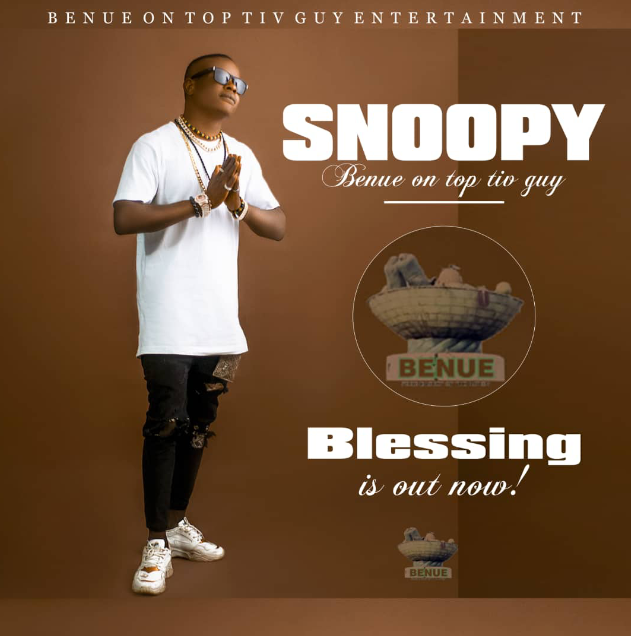 [MUSIC PREMIERE] Snoopy – Blessing