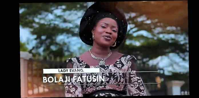 [Audio+Video] Lady Evang. Bola Praise – Ijo Ope