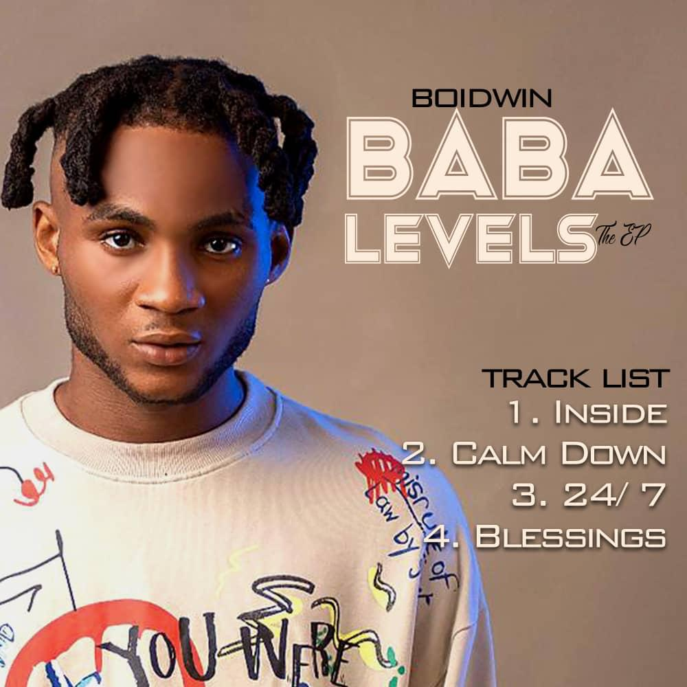 BOIDWIN – BABA LEVELS ( EP ) mp3 Download