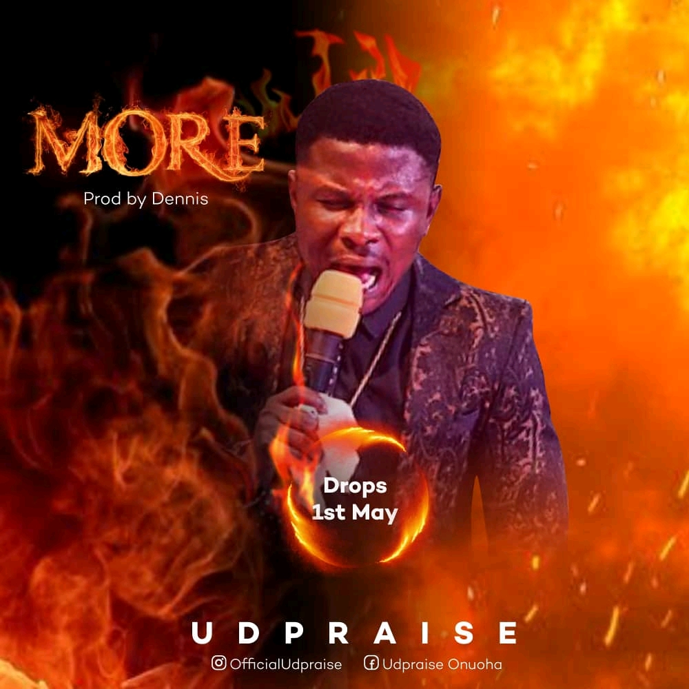 [New Music] Udpraise – More