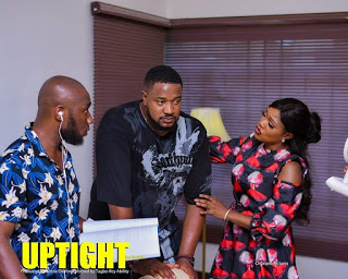 Another Blockbuster Movie UPTIGHT Produced by Nollywood Actress & Film Maker Gloria Okafor Set For Release