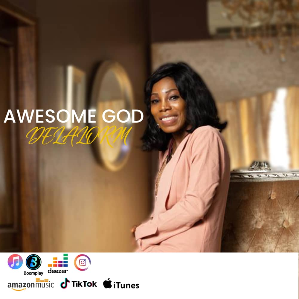 Delalorm – Awesome God (Prod. By DIVmuzic) Mp3 Download