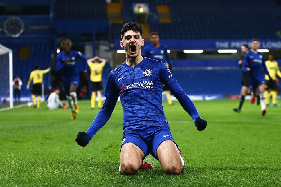 Armando Broja has signed a new long-term contract at Chelsea Football Club