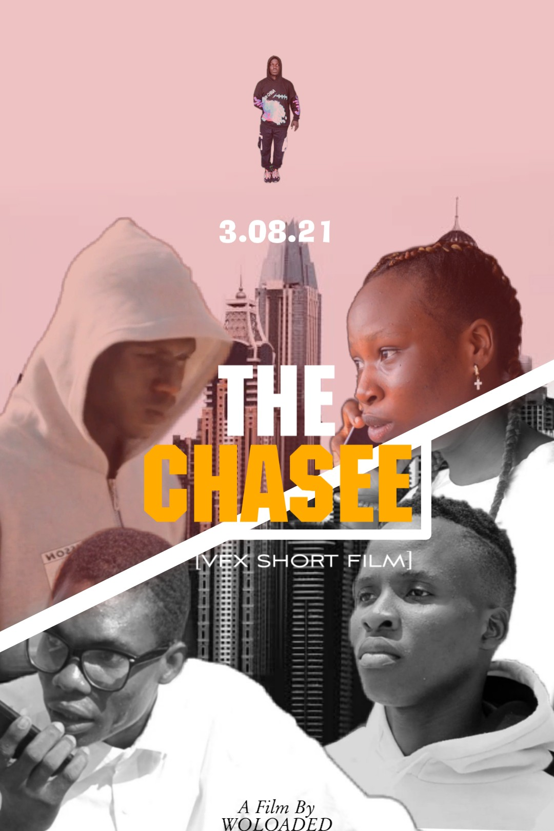 Title [VFX Short Film] THE CHASEE