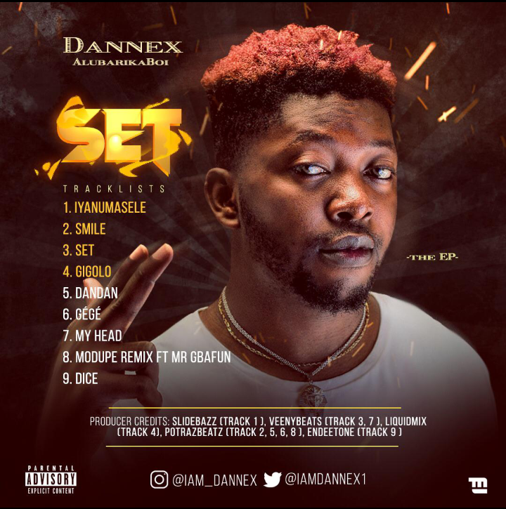 [Full EP Download] Dannex – SET (The EP)