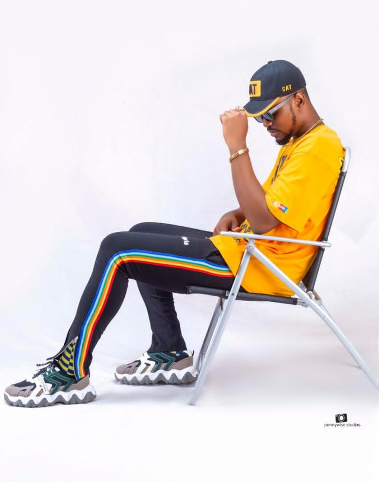 Miims Releases Promo Photos for His Upcoming Project .